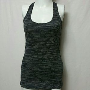 Lululemon Fitted Small Athletic Racer back tank